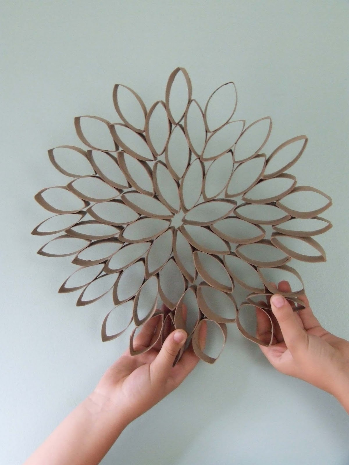 How To Make Toilet Paper Flowers Gallery - Flower Decoration Ideas
