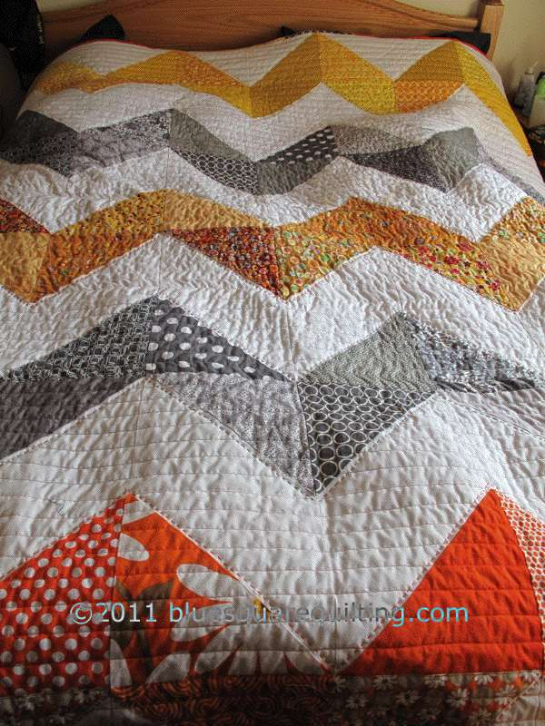 Zig Zag Love Quilt Pattern : QUILTING on Pinterest Scraps Quilt, Quilt Patterns and Quilts