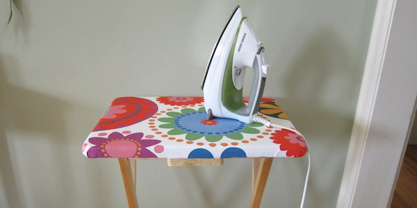 Just Crafty Enough Project By Your Side Ironing Board
