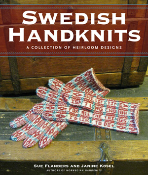 Just Crafty Enough   Book Review: Swedish Handknits