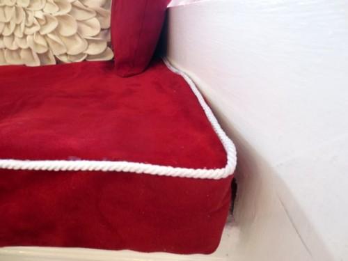pillow corner