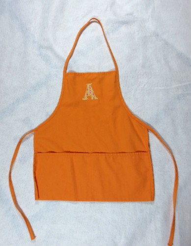 A apron