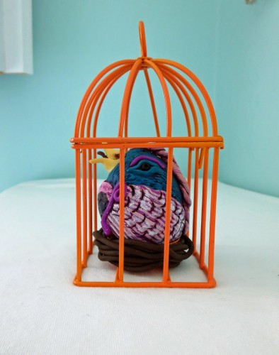 ironcraft bird in cage