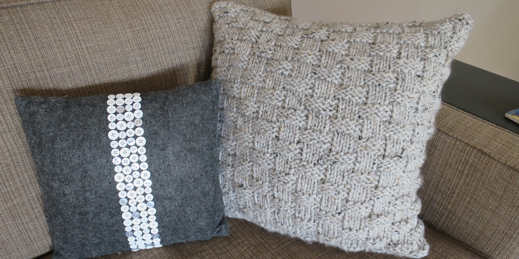 Knitting Basket Weave : Just crafty enough iron craft challenge knit