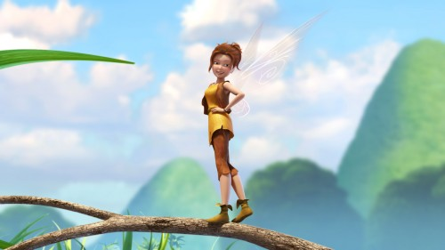 """THE PIRATE FAIRY"" (Pictured) ZARINA. ©2014 Disney Enterprises, Inc. All Rights Reserved."